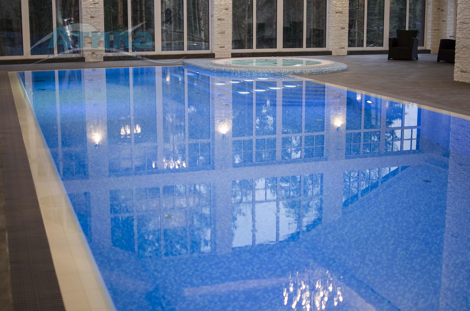 строительство бассейнов в санкт-петербурге выпускаемое