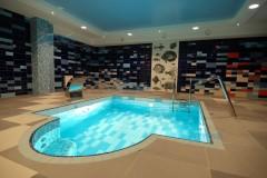 Дизайн помещения бассейна