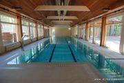 Плавательный частный бассейн