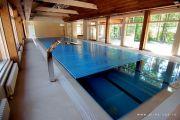 Плавающие жалюзи для бассейна