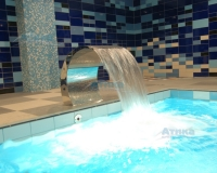 Водопад Рондо для бассейна