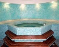 СПА ванна бетонная