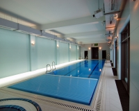 Жалюзи плавающие для бассейна