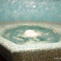 СПА бассейн бетонный