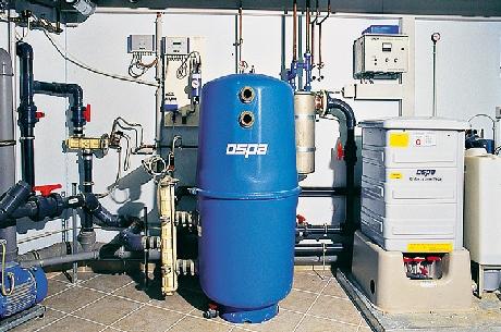 оборудование для бассейнов Ospa