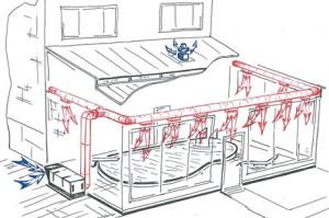 Строительные нормы и правила СНиП для бассейнов