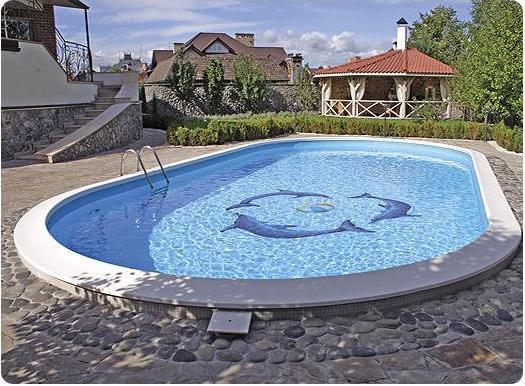 фотографии бассейнов