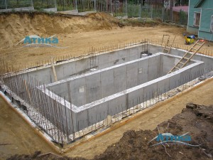 Как построить бассейн своими руками