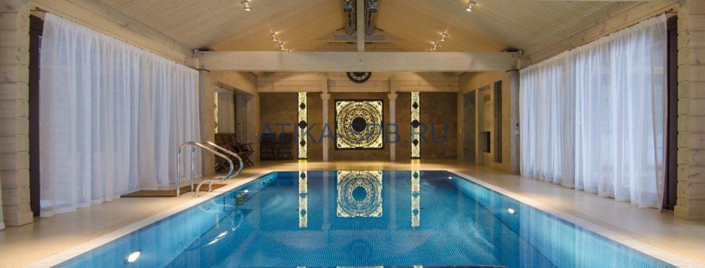 Фото бассейнов