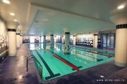 Разделительные дорожки в бассейне