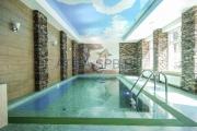 бетонный переливной бассейн