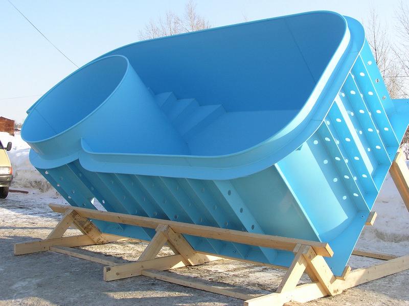 Полипропилен бассейн