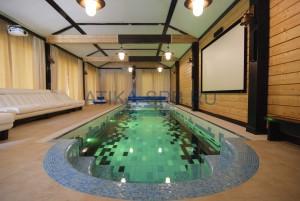 Плитка и мозаика для бассейнов