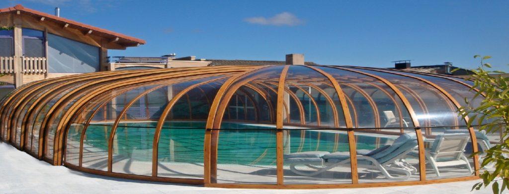 Павильоны и покрытия для бассейнов